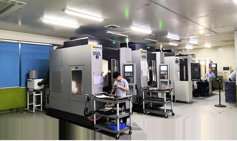 mald parts manufacturing China